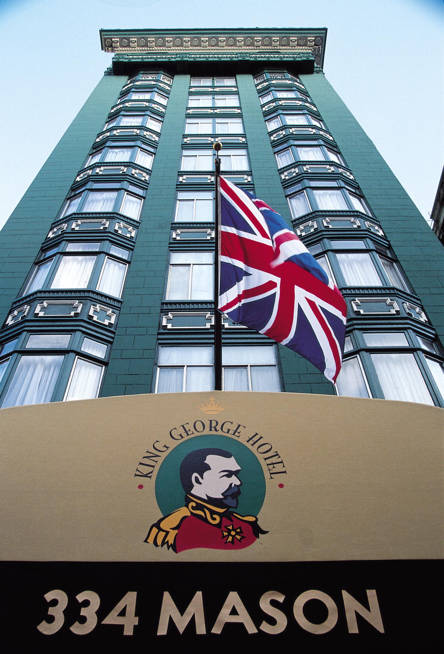 King George Hotel San Francisco Ca