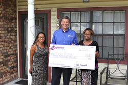 Neighborhood Credit Union member receives $10,000 surprise
