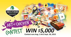 Milford Valley Art of Chicken Photo Contest