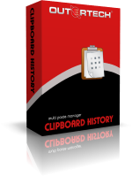 Windows clipboard manager