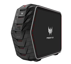 The new Acer Predator G6-710 gaming desktop debuts at Gamescon