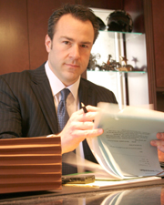 Attorney Jason Waechter, The Motorcycle Lawyer specializes in motorcycle accident injury cases.