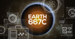 Earth 667C Logo