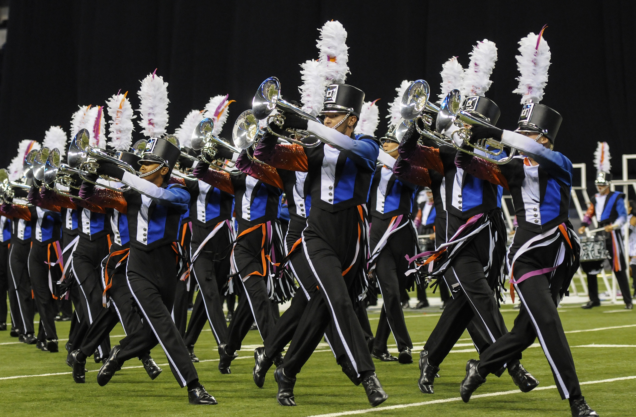 Drum Corps International Shatters Attendance Records Nationwide ...