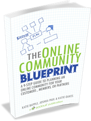 The Online Community Blueprint: A 9-Step Guide to Planning an Online Community for Your Customers, Members or Partners