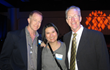 Dan Garbez and Dr. Stella Dao, with their friend Dr. Chris Palkowski, Chairman of the Board of the Permanente Medical Group, the largest medical group in the nation
