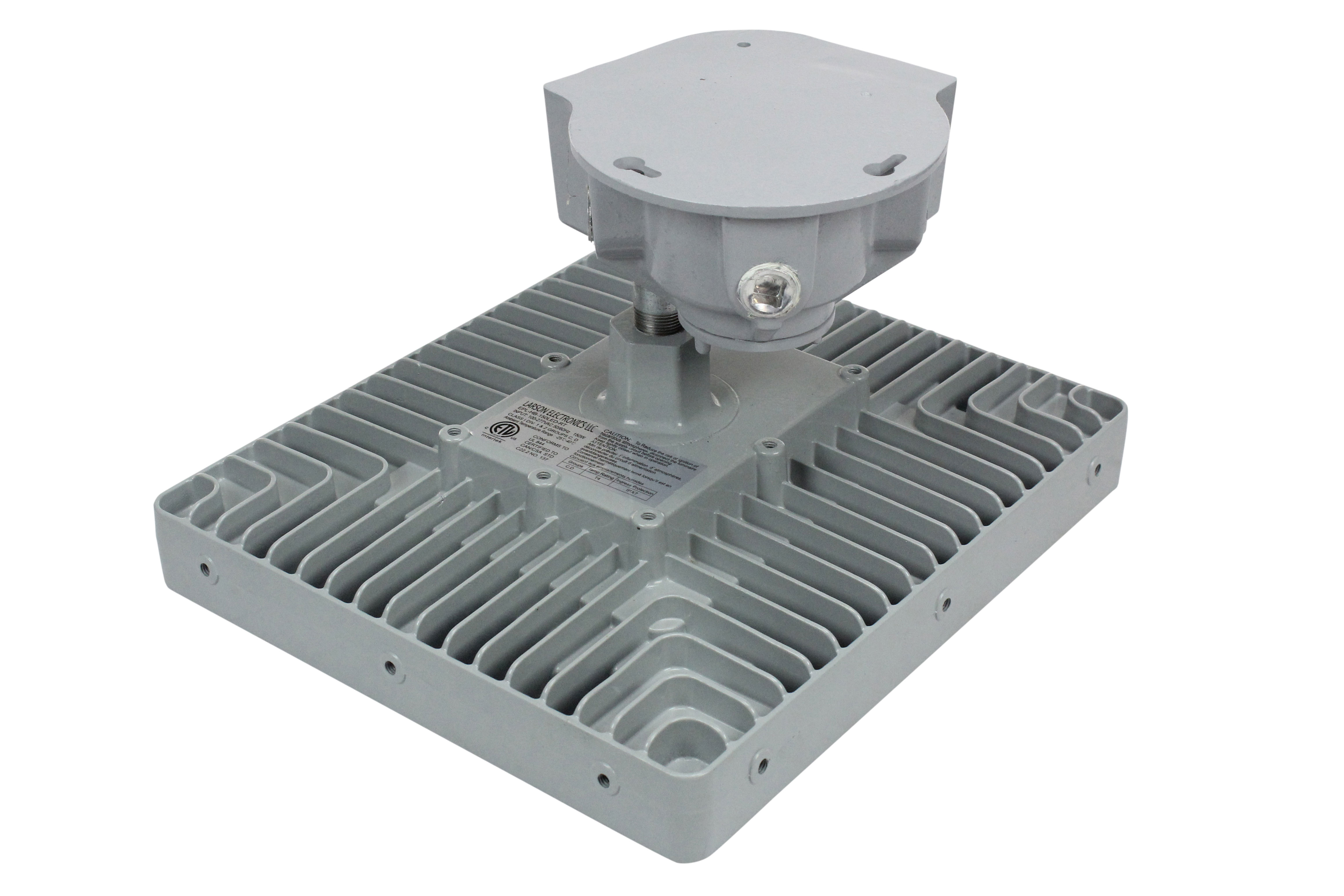 100 watt high bay explosion proof led light fixture with ceiling