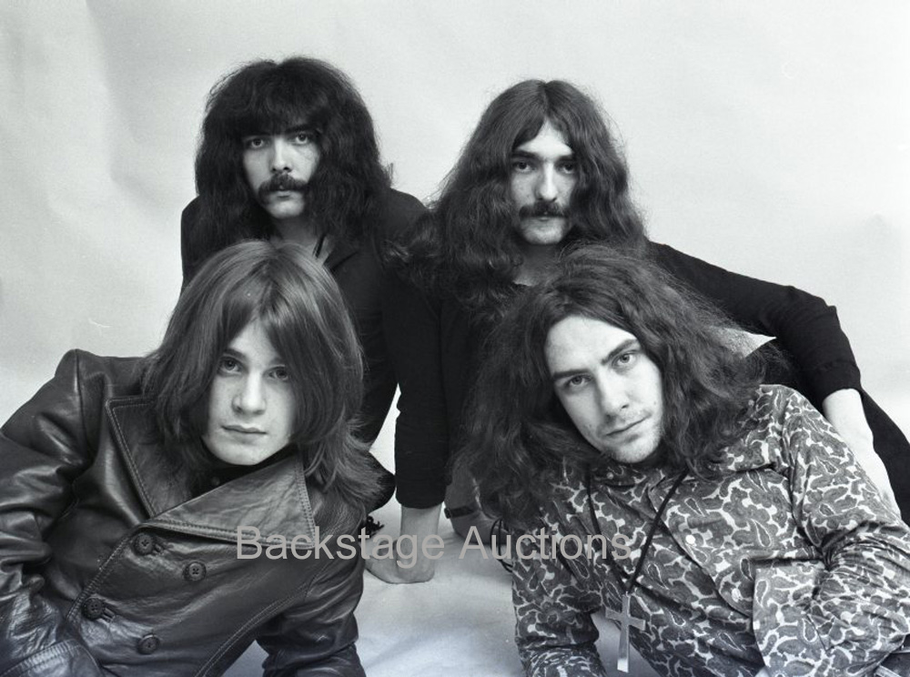 Historical Rock And Roll Photo Archive Hits The Auction Block
