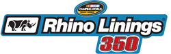 rhino linings truck race