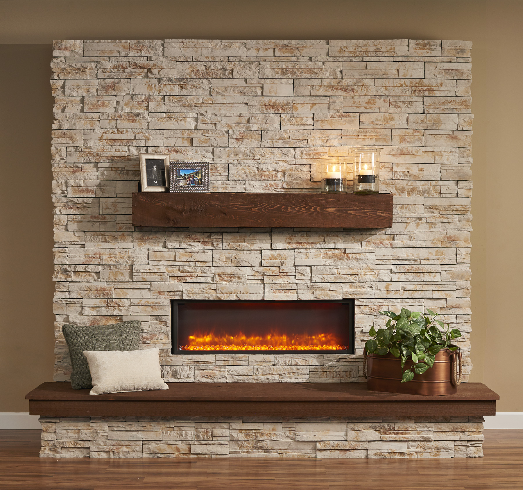 New Products Gallery Collection Electric Fireplaces