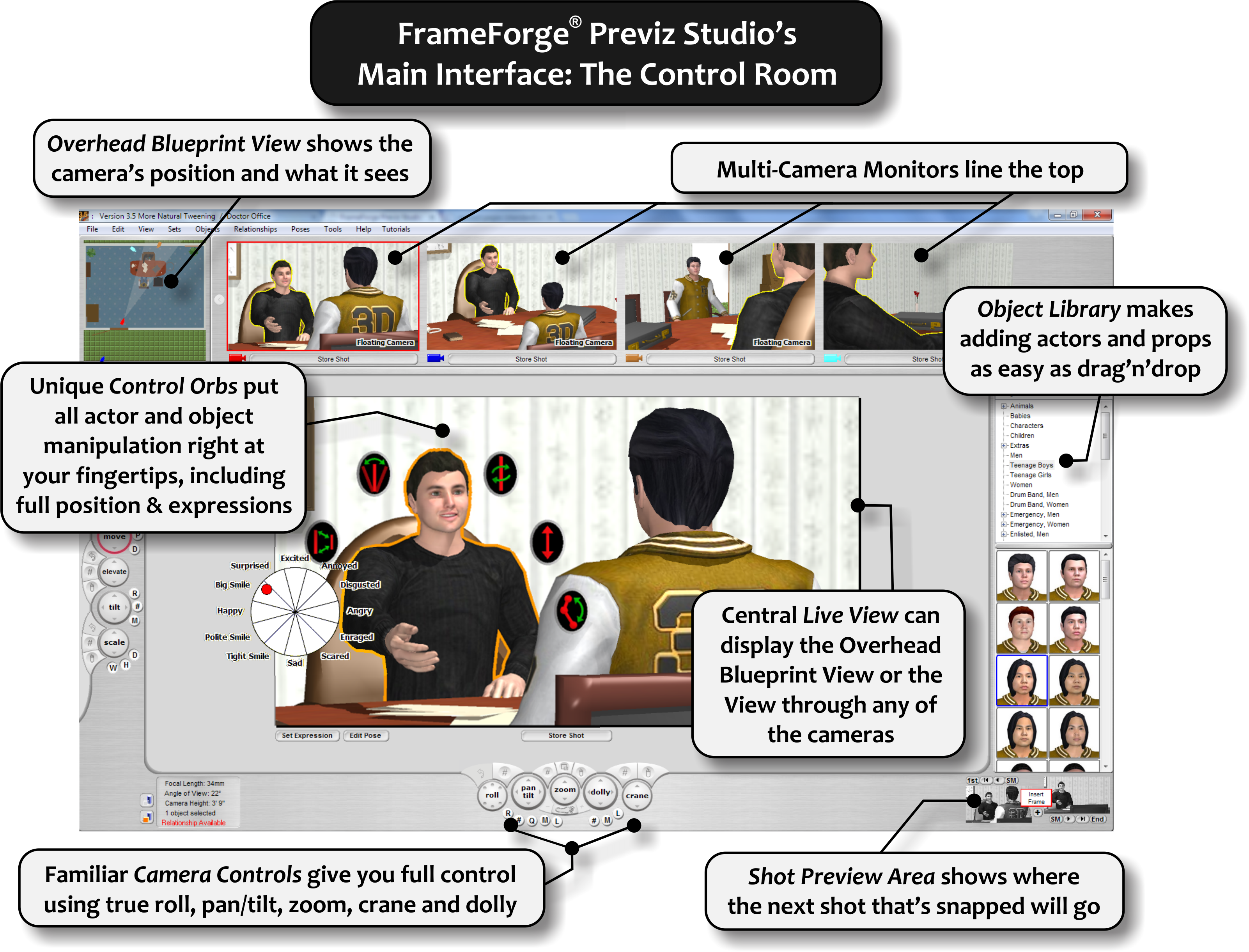 Innoventive Software Receives an Emmy® for FrameForge Previz Studio ...