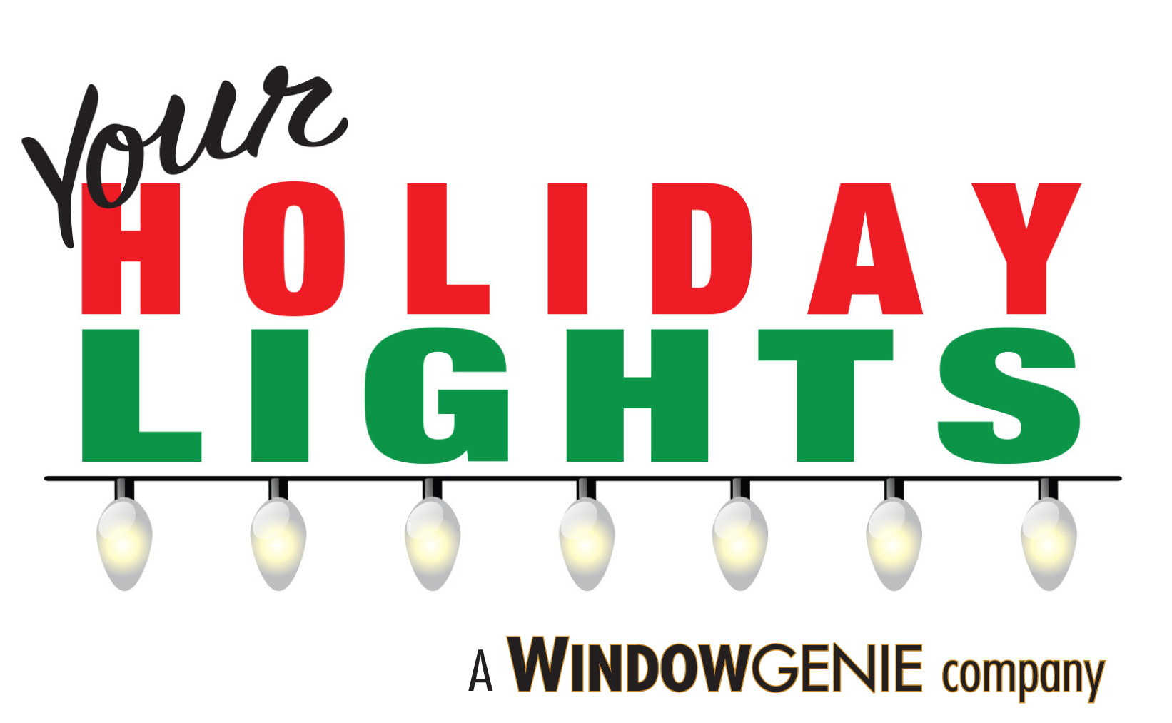Window Genie Debuts New Holiday Lighting Service