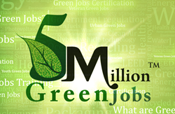 5 Million Green Jobs