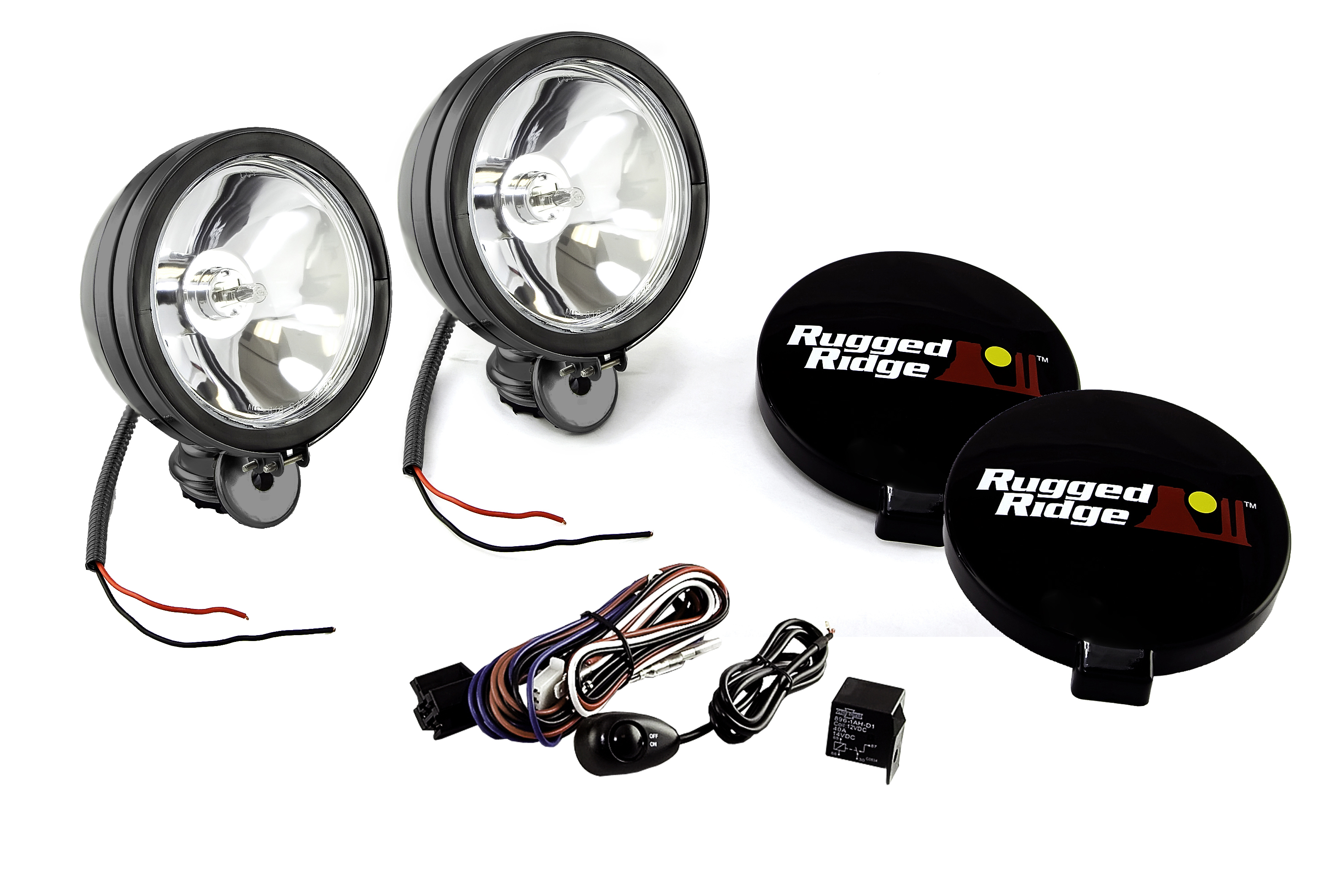 Off Road Lights Halogen Wiring Harness 38 Diagram Images For Kc Rugged Ridge Light Kit Highlights