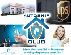 Water Shield Autoship Club