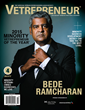 2015 Minority Vetrepreneur of the Year® Bede Ramcharan, CEO of Indatatech, Named by The National Veteran Owned Business Association (NaVOBA)