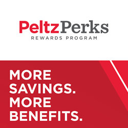 Peltz Perks - More Savings. More Benefits.