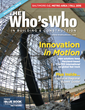 The Who's Who in Building & Construction Inaugural Cover