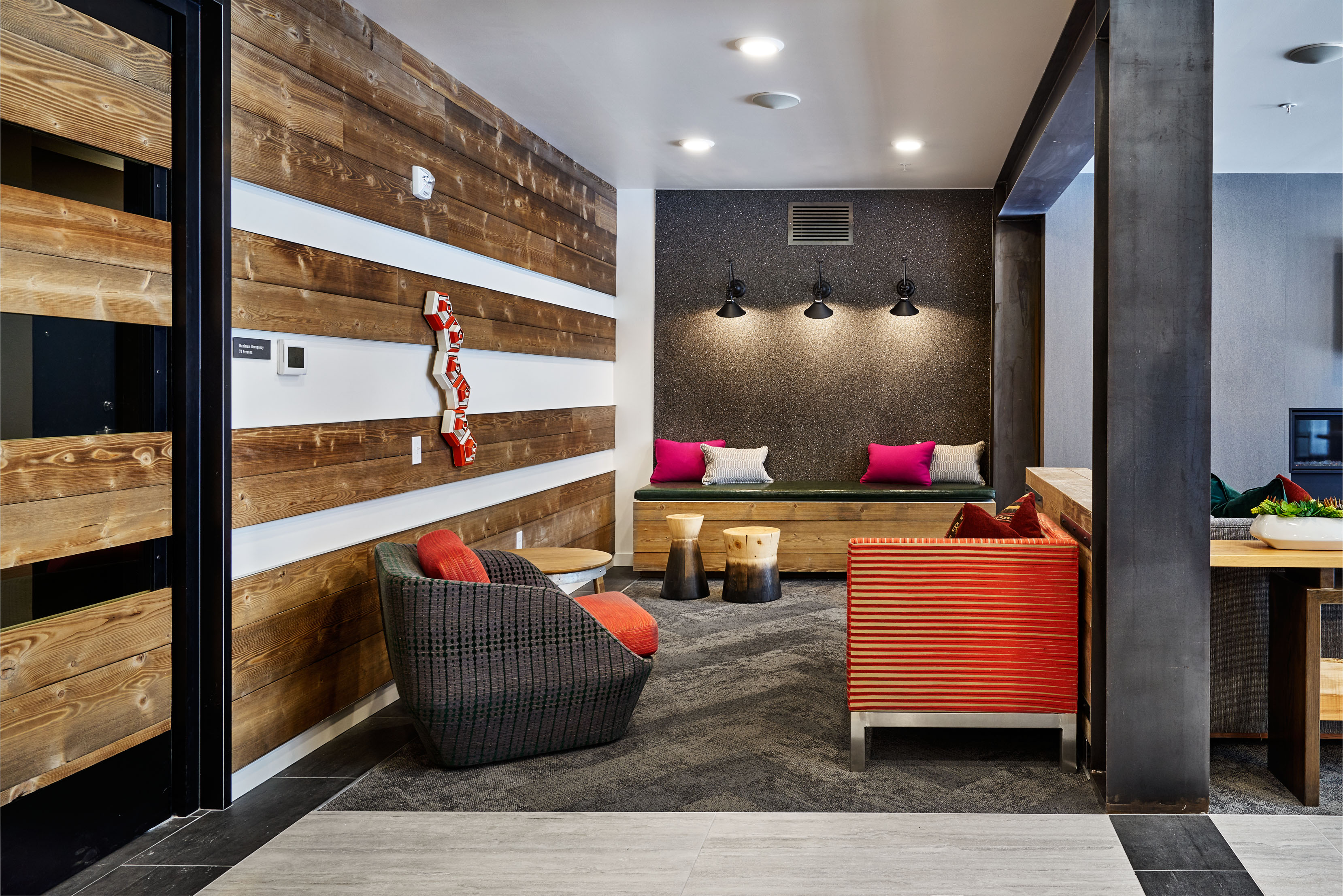 Portland Interior Design Firm Uses Creative Color ...