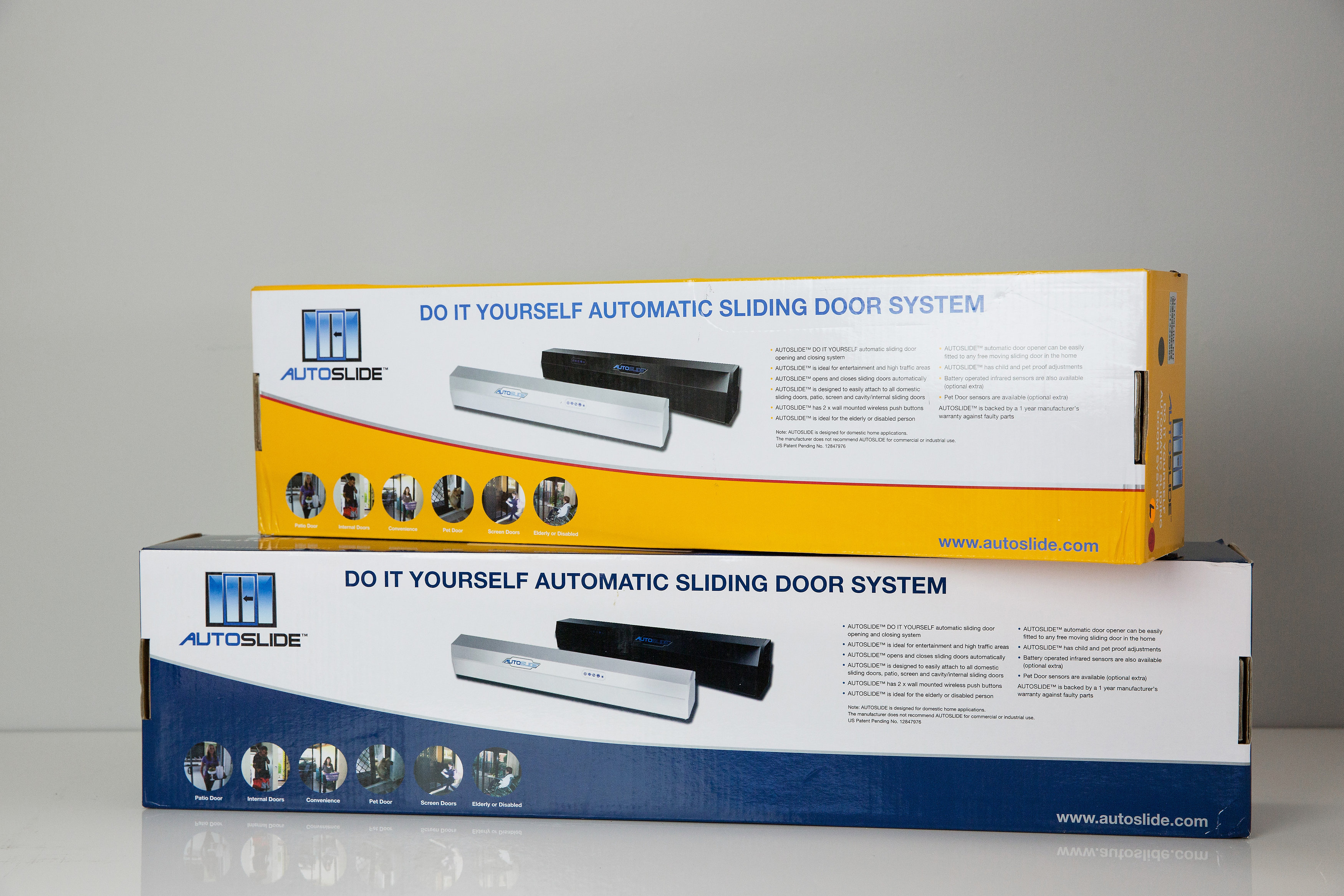 Autoslides Residential Automatic Door System Launches Into The