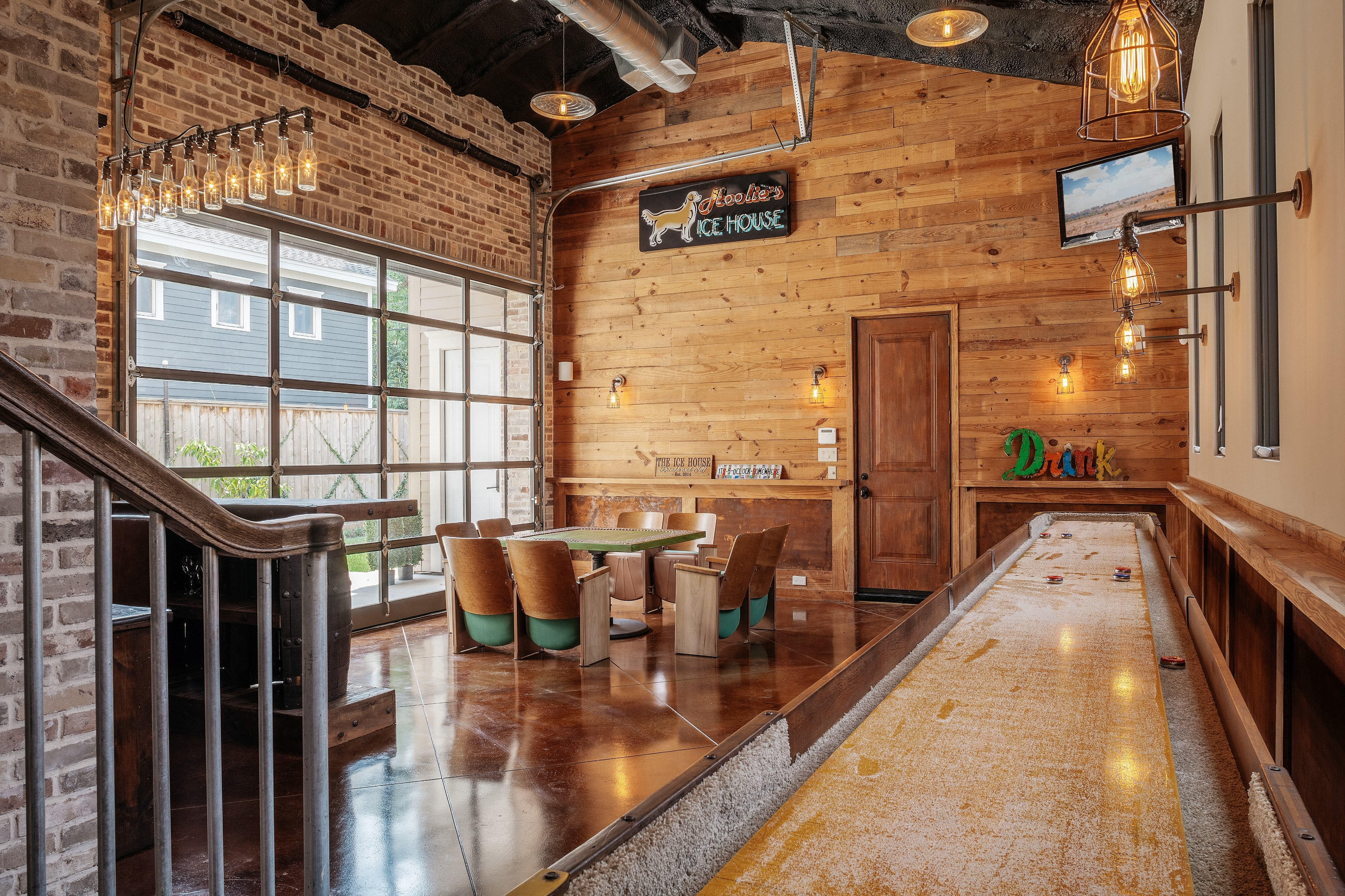 Icehouse Leads to Inspiration and Awards for Whitestone Builders on best carriage house design, best ice house heater, best interior house design, best chicken house design, best exterior house design,