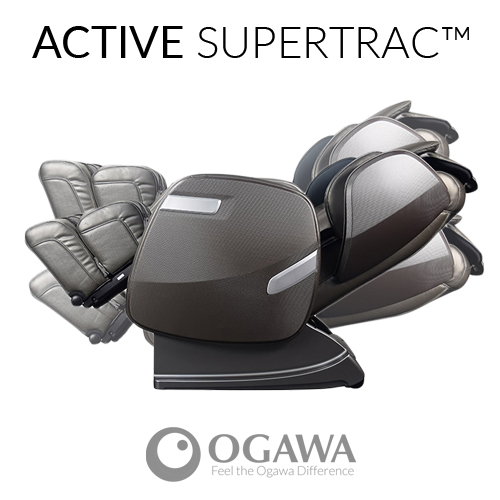 Ogawa World Usa And The Active Supertrac Are Setting A New Standard In Mage Chair Technology