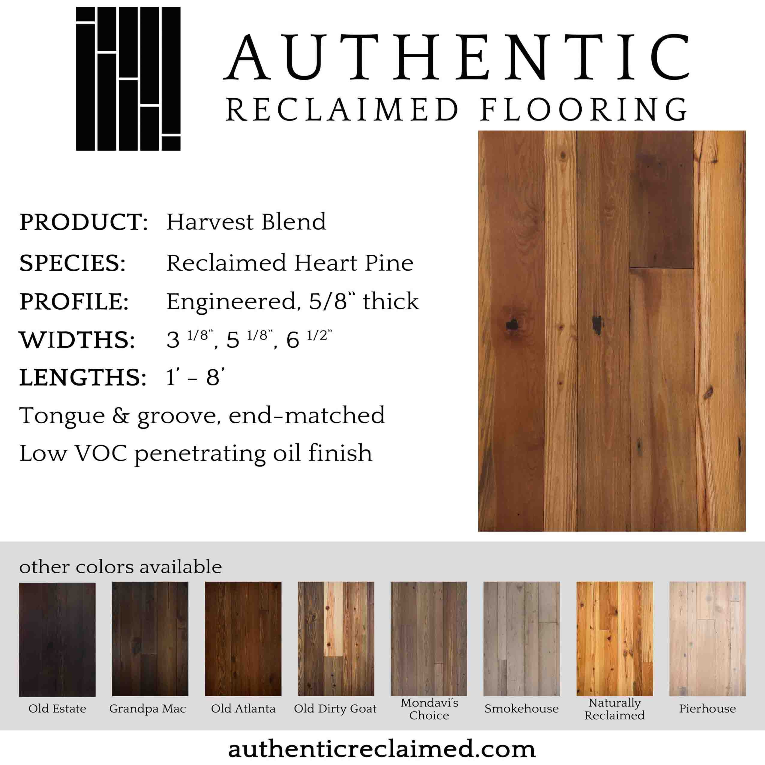 Authentic Reclaimed Flooring Expands Production to Include New ...