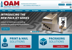 OAM Equipment Solutions - Print, Mail & Packaging Equipment Solutions
