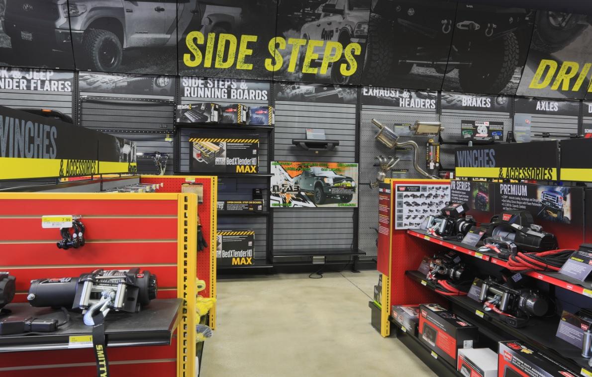 Virginia Truck Center >> 4 Wheel Parts Acquires Newest Location in Virginia Beach, Virginia
