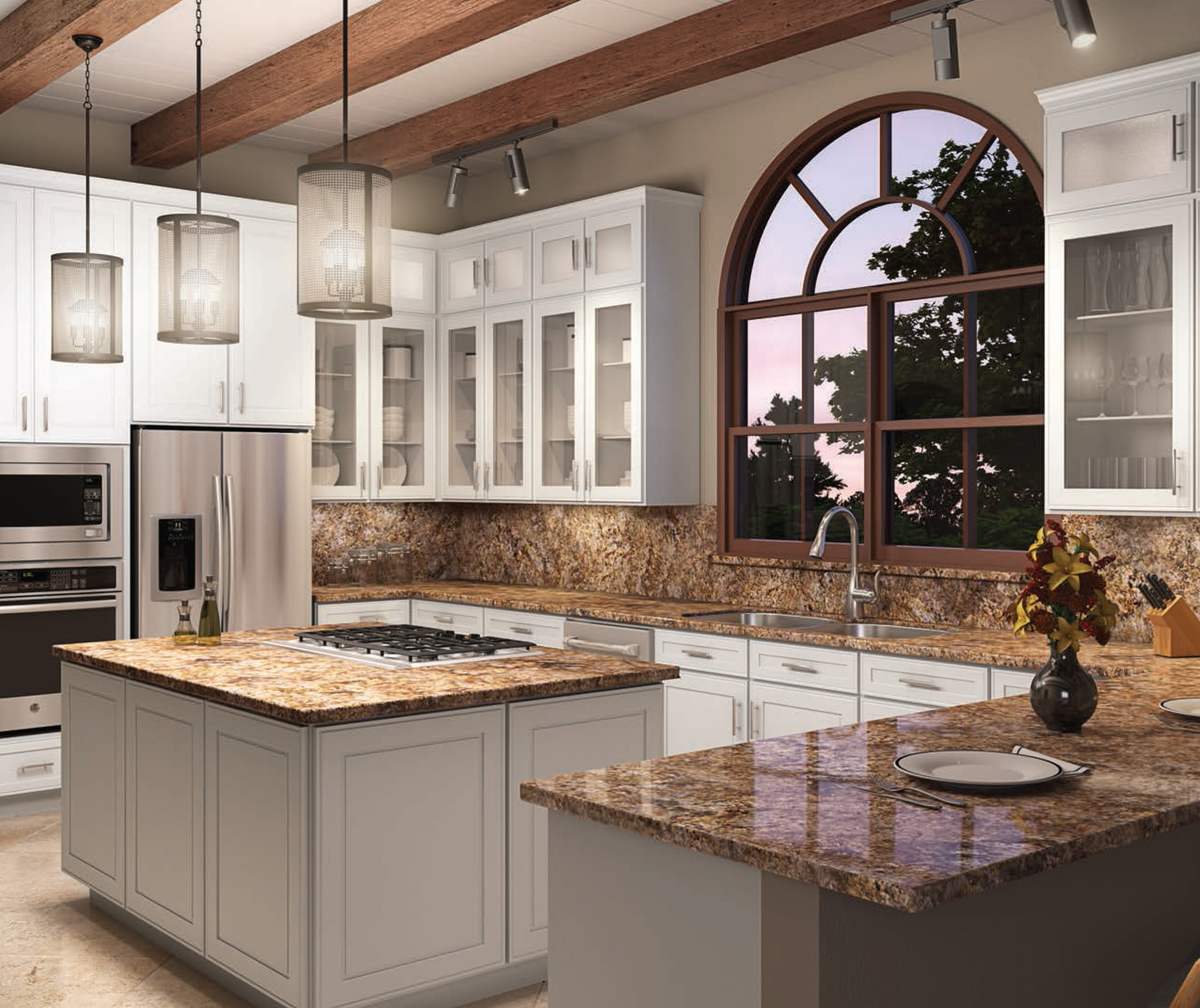 Express Kitchens Offers New Maple Cabinetry