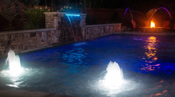 swimming pool lighting options. CMP Brilliant Wonders® LED LightingThe Next Pool You Build Shouldn\u0027t Be Limited By Lighting Options. Swimming Options
