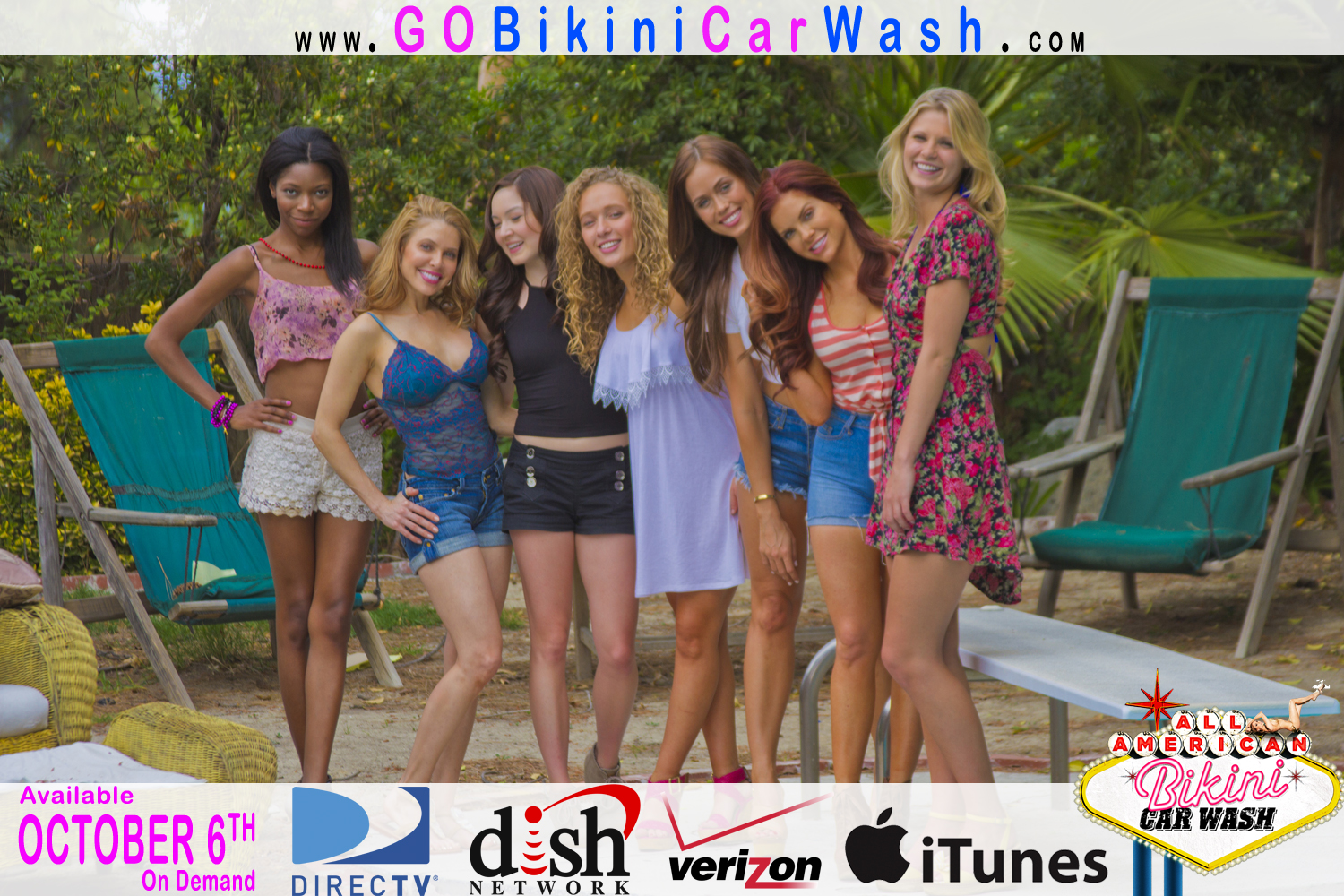 All American Bikini Car Wash Amazon all american bikini car wash, 2015 hottest comedy, has