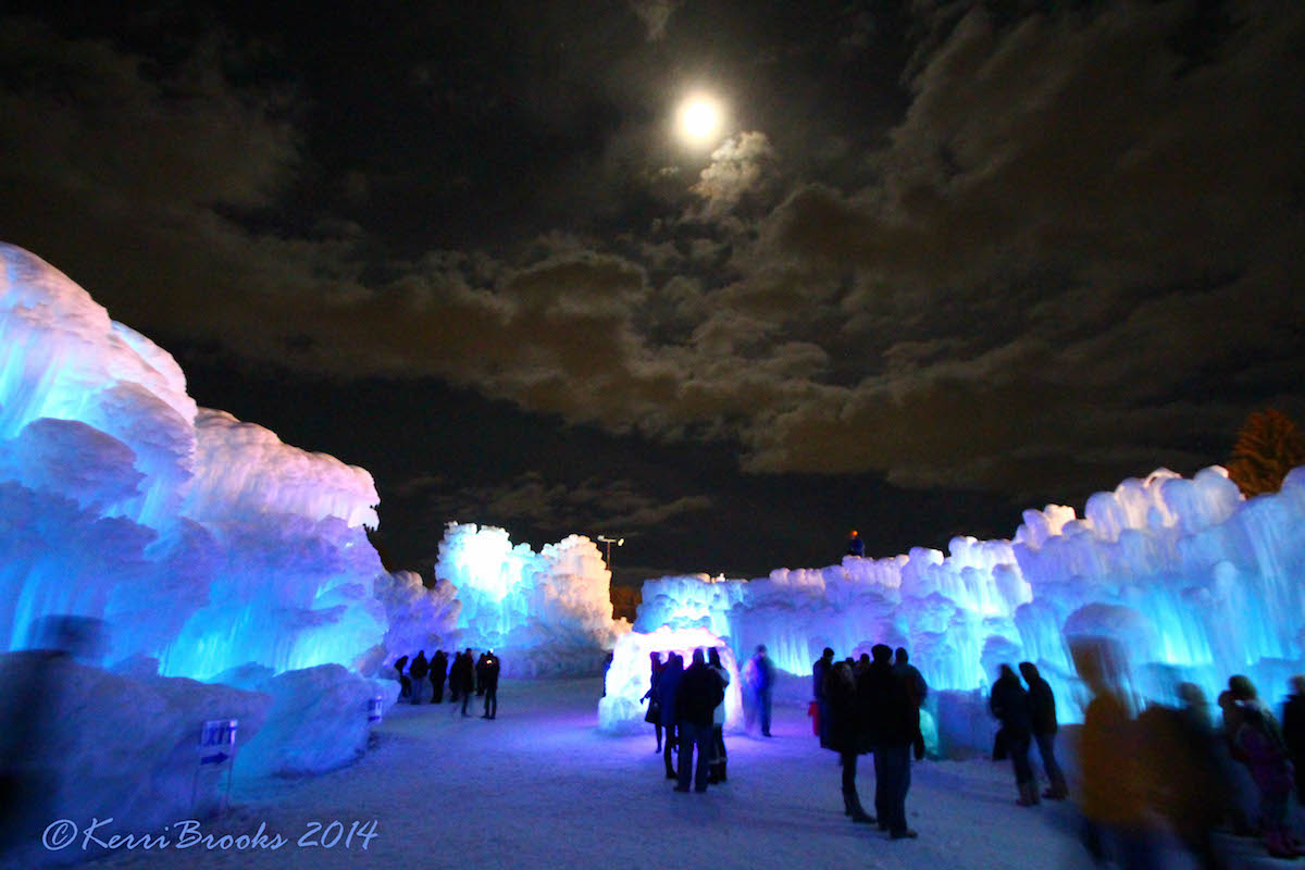 Giant Ice Castles To Debut In Canada Return To Mn Nh And Ut