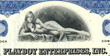 Controversial picture on Playboy stock certificate