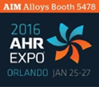AIM to Feature New NITRO Flux Soldering Paste at AHR Expo in January
