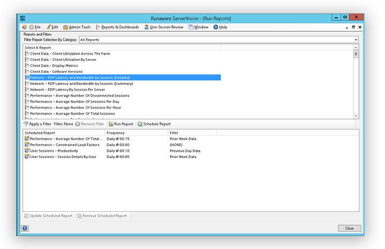 Runaware Releases ServerVision, New Virtual Desktop
