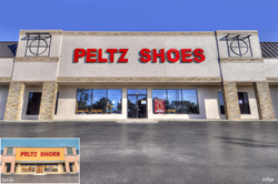 Peltz Shoes Gets a Modern Facelift during Store Remodel Project