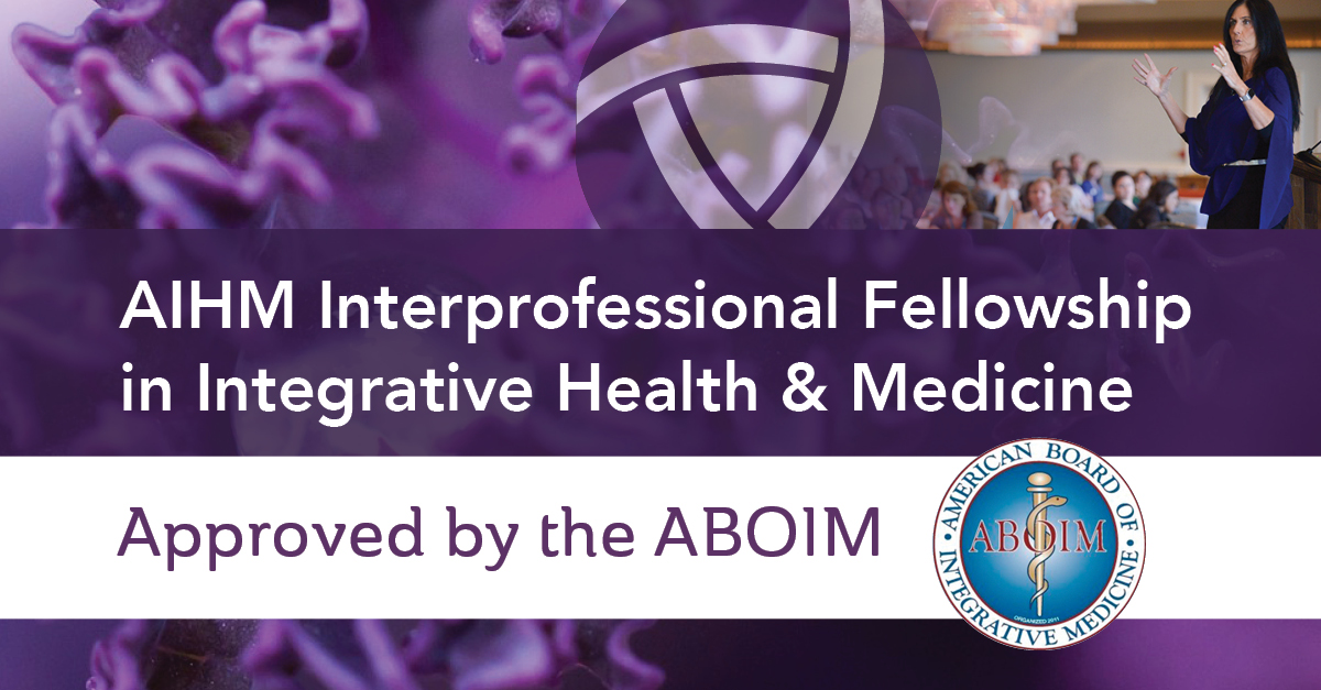 AIHM Fellowship Officially Recognized and Approved by the