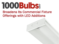 1000Bulbs.com adds LED commercial fixtures to its inventory