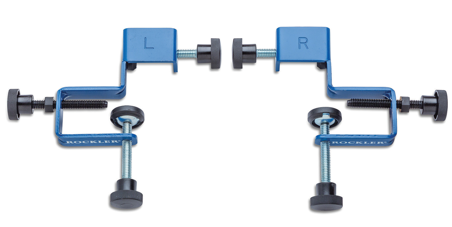 New Rockler Clamps Make Precise Installation Of Cabinet
