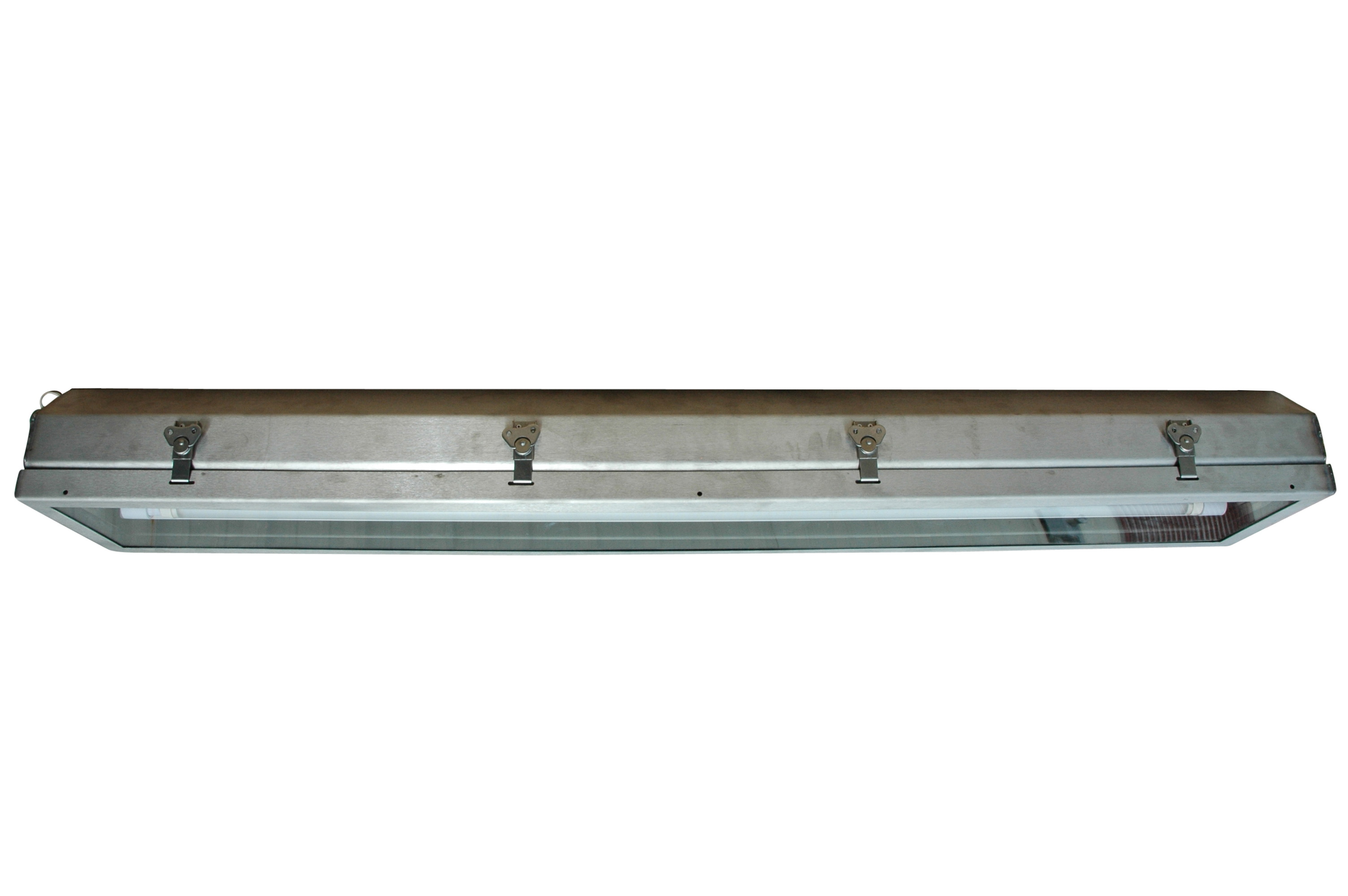 Stainless Steel Fluorescent Light Fixture For Marine Licationscl 1 Division 2 Hazardous Area