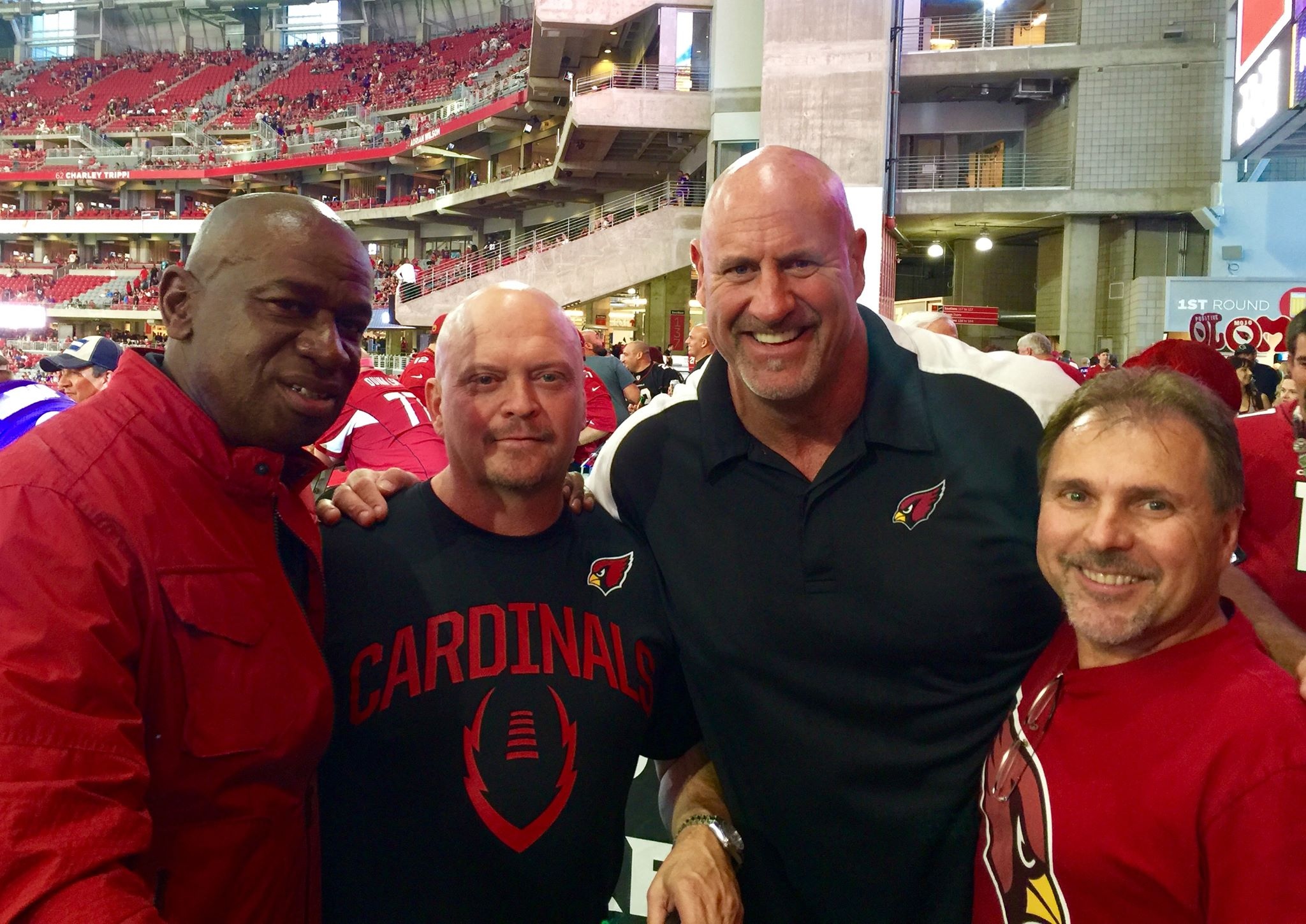 Proplayer Health Alliance Arizona Cardinals With Larry