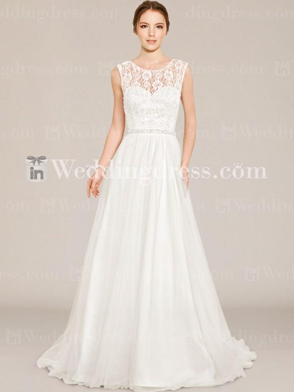Beach Wedding Dress Bc872