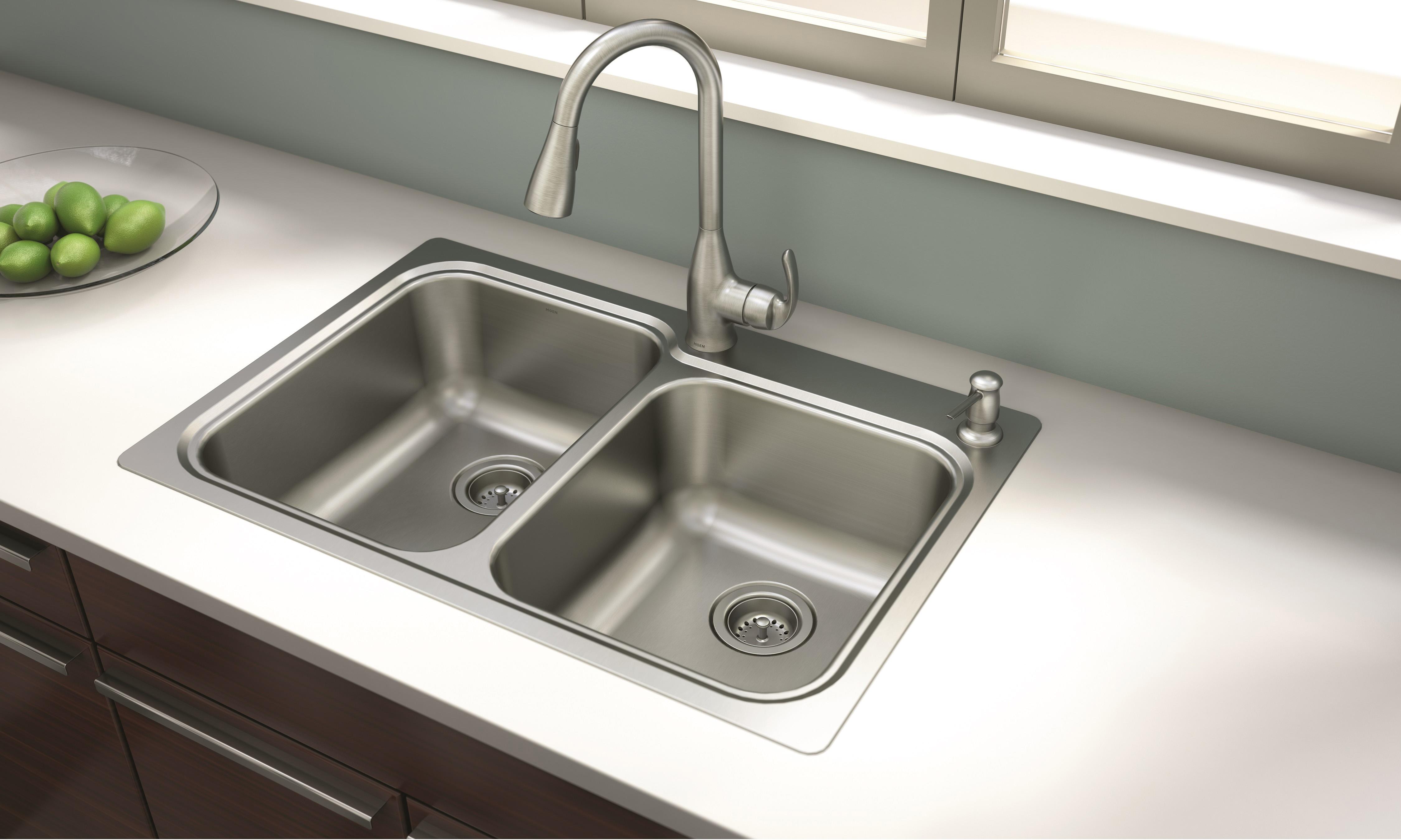 Moen Kelsa Sink And Faucetmoen Incorporated Glyde Bathroom Faucet