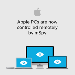 mSpy launches remote control of Apple PCs