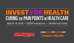 'Invest for Health' Speaker Lineup Announced for SXSW Interactive...