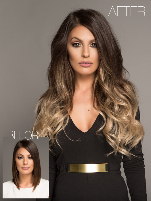 Beauty Hair Gives Clients New Choices With Bellami Hair