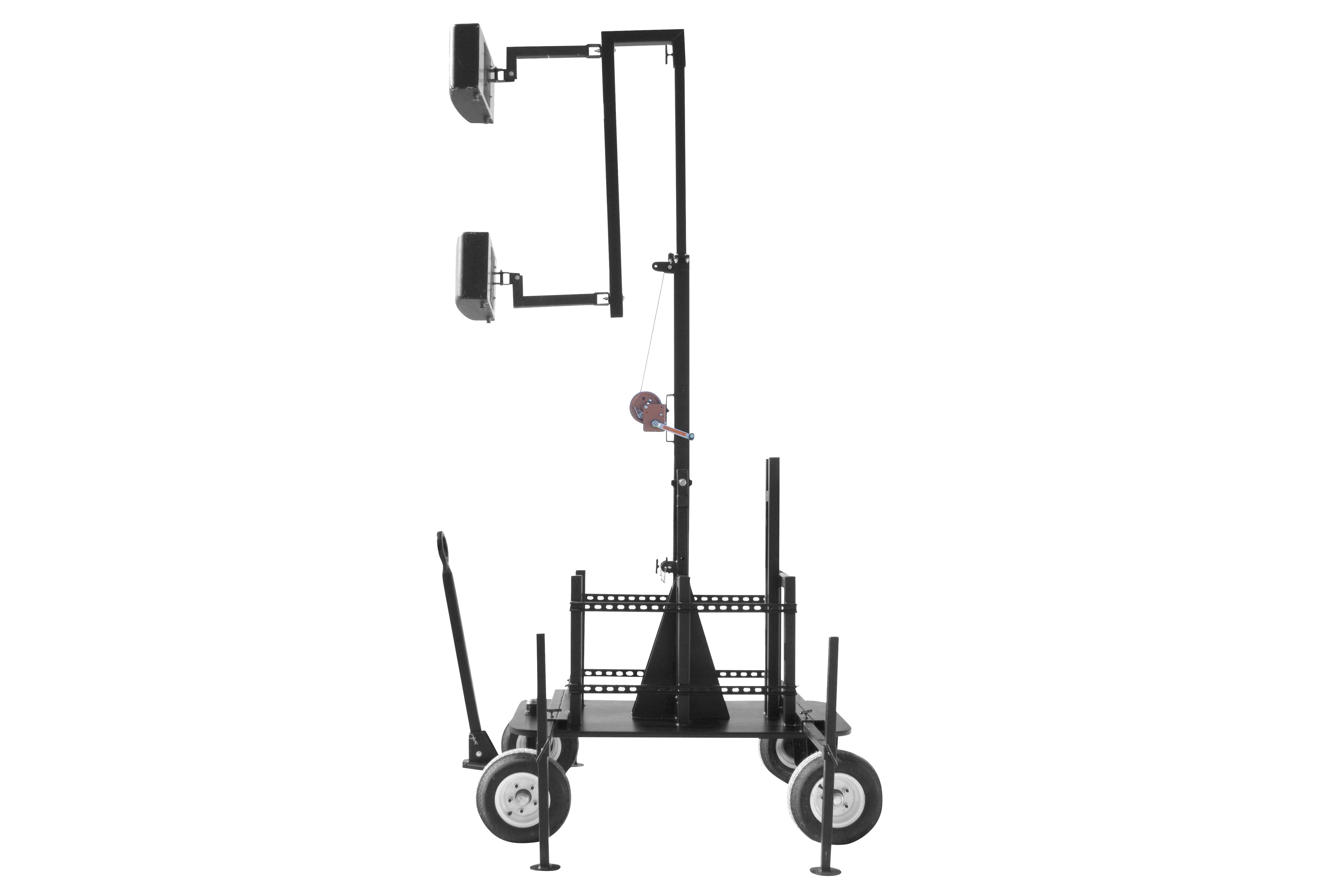 Larson Electronics Releases Portable Cell on Wheels for