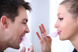 Green Leaf also offers oral hygiene benefits unlike chewing gum