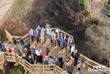 Grand Opening of York Bridge Concepts™ (YBC) Boardwalk at Cancer Survivor's Park in Greenville, South Carolina